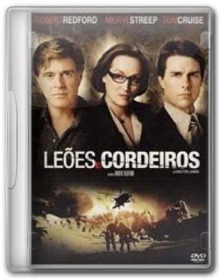 Capa do Filme Leões e Cordeiros