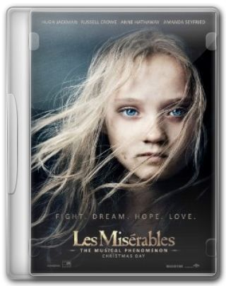 Capa do Filme Les Misérables