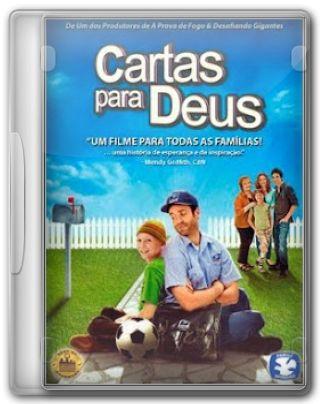 Capa do Filme Cartas para Deus