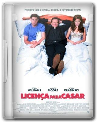Capa do Filme Licença para Casar