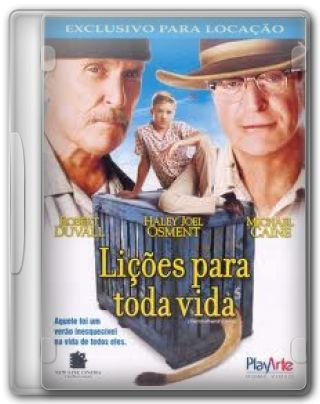 Capa do Filme Lições Para Toda Vida