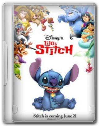 Capa do Filme Lilo & Stitch