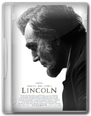 Capa do Filme Lincoln