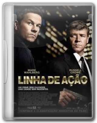 Capa do Filme Linha de Ao