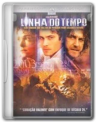Capa do Filme Linha do Tempo