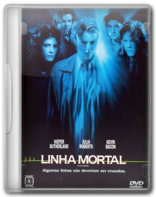 Capa do Filme Linha Mortal