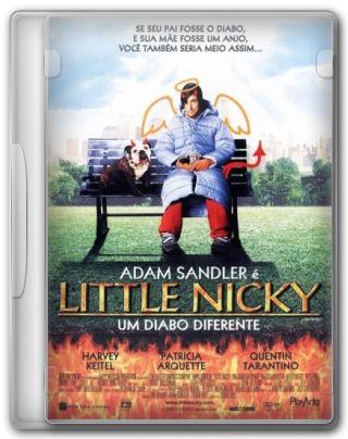 Capa do Filme Little Nick Um Diabo Diferente