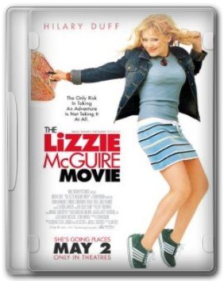 Capa do Filme Lizzie McGuire Um Sonho Popstar
