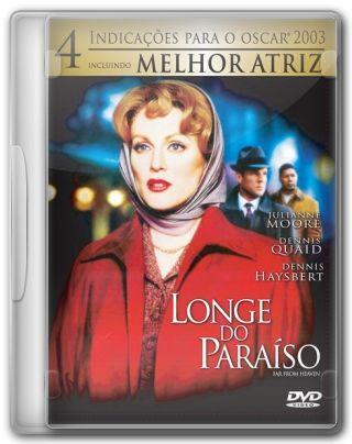 Capa do Filme Longe do Paraíso