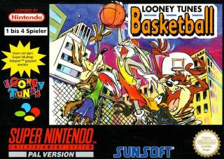 Looney Tunes B Ball SNES ROMS
