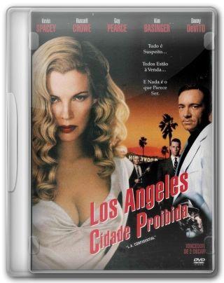 Capa do Filme Los Angeles Cidade Proibida
