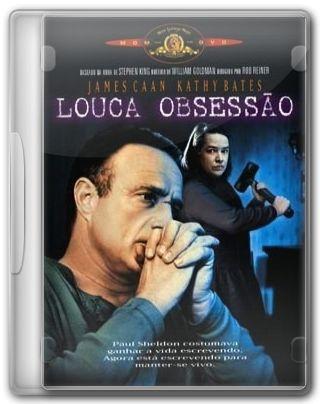 Capa do Filme Louca Obsessão