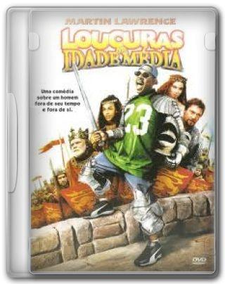 Capa do Filme Loucuras na Idade Média