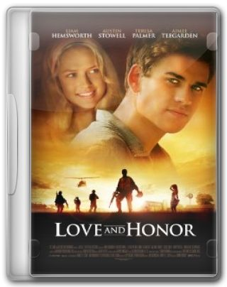 Capa do Filme Love and Honor
