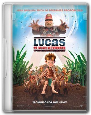 Capa do Filme Lucas Um Intruso no Formigueiro