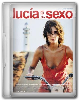 Capa do Filme Lúcia e o Sexo