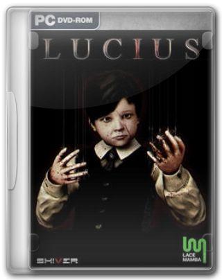 Capa Jogo Lucius PC Requisitos