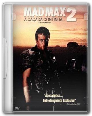 Capa do Filme Mad Max 2: A Caçada Continua