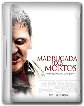 Capa do Filme Madrugada dos Mortos