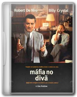 Capa do Filme Máfia no Divã