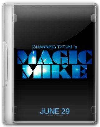 Capa do Filme Magic Mike