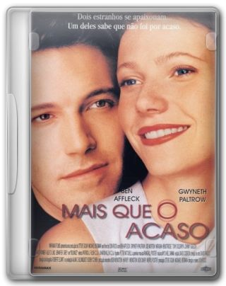 Capa do Filme Mais Que o Acaso