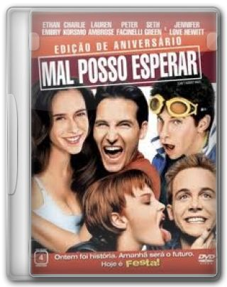 Capa do Filme Mal Posso Esperar
