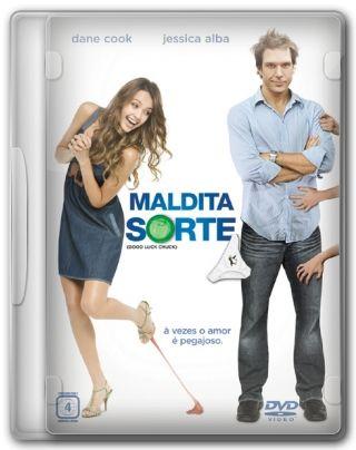 Capa do Filme Maldita Sorte