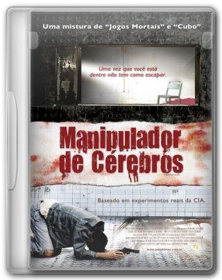Capa do Filme Manipulador de Cérebros