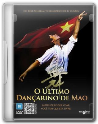 Capa do Filme O Último Dançarino de Mao