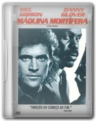 Capa do Filme Máquina Mortífera