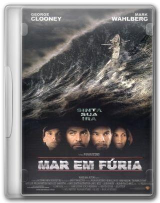 Capa do Filme Mar em Fúria