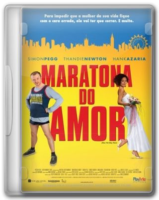 Capa do Filme Maratona do Amor