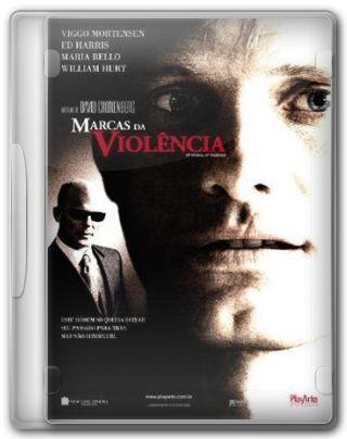 Capa do Filme Marcas da Violência
