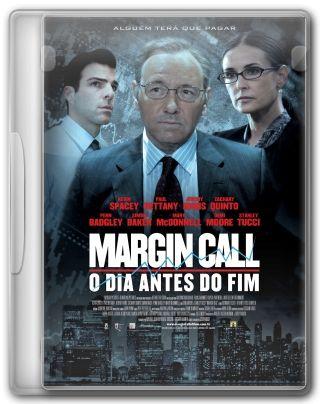 Capa do Filme Margin Call - O Dia Antes do Fim