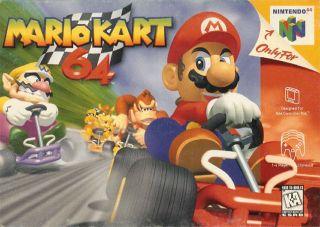 Mario Kart 64 USA