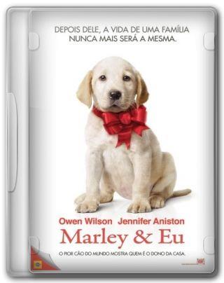 Capa do Filme Marley & Eu