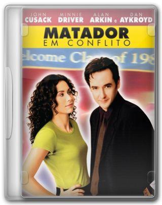 Capa do Filme Matador em Conflito