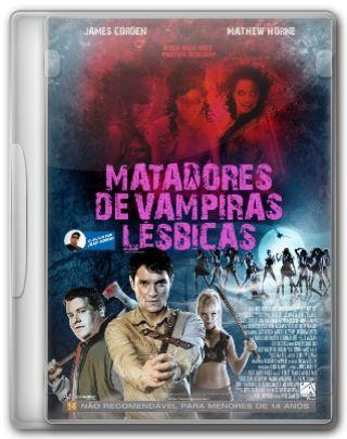 Capa do Filme Matadores de Vampiras Lésbicas