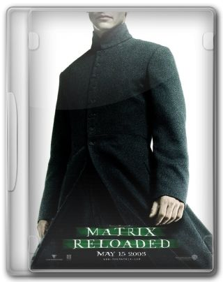 Capa do Filme Matrix Reloaded