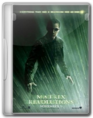 Capa do Filme Matrix Revolutions