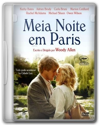 Capa do Filme Meia-Noite em Paris