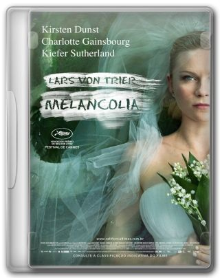 Capa do Filme Melancolia