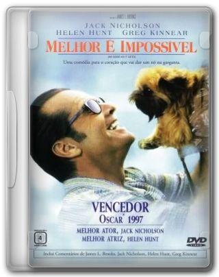 Capa do Filme Melhor É Impossível
