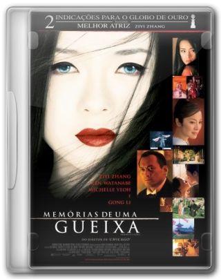 Capa do Filme Memórias de uma Gueixa