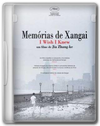 Capa do Filme Memórias de Xangai