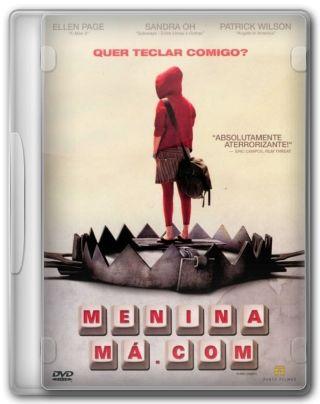 Capa do Filme Menina Má Com