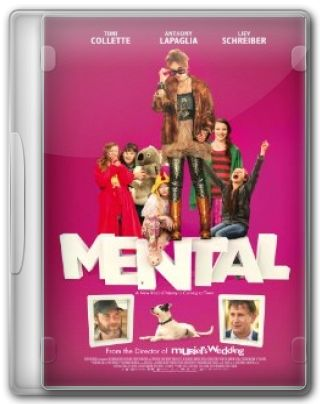 Capa do Filme Mental