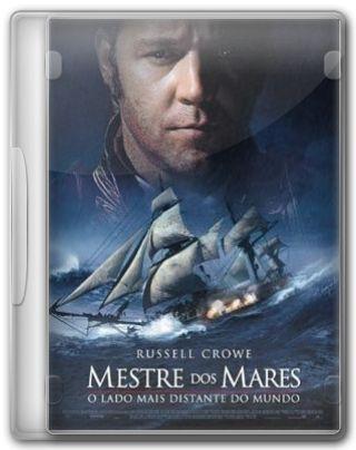 Capa do Filme Mestre dos Mares O Lado Mais Distante do Mundo