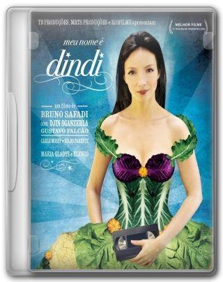 Capa do Filme Meu Nome é Dindi